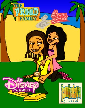 01 The Proud Family Penny Proud and Fifteen Cent