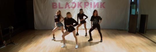 Blackpink Playing With Fire Dance Practice Video
