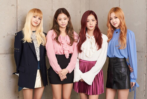 Black 粉, 粉色 壁纸 probably containing a well dressed person and a portrait entitled ♥ Cute BLACKPINK ♥