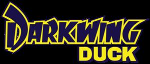 Darkwing anatra 1991 logo