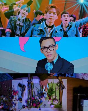 ♥ EXO-CBX - hujambo Mama! MV ♥