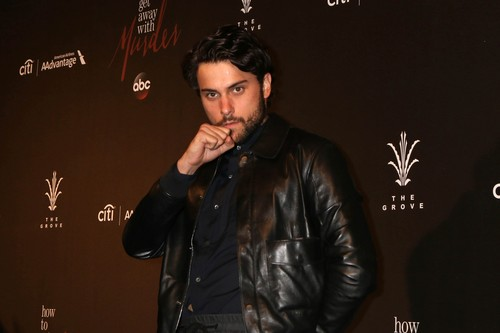 Jack falahee bilder how to get away with murder season 3 jack falahee hintergrund probably with a concert a well dressed person and a hip how to get away with murder season 3 premiere ccuart Images
