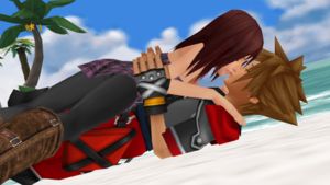 I m Always with Inside Your Heart and Light SoKai Sora x Kairi.
