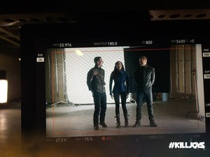 Killjoys - season 2 - backstage