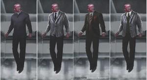 New Captain America: Civil War Concept Art