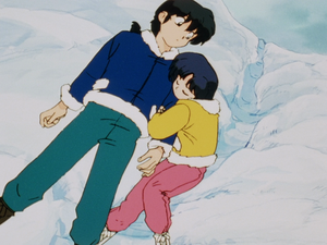 ♡ Ranma and Akane, らんま1 2 乱馬とあかね ♡ (乱あ)
