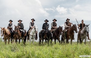 """The Magnificent Seven"" (2016)"