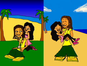The Proud Family Movie  Penny Proud and Fifteen Cent