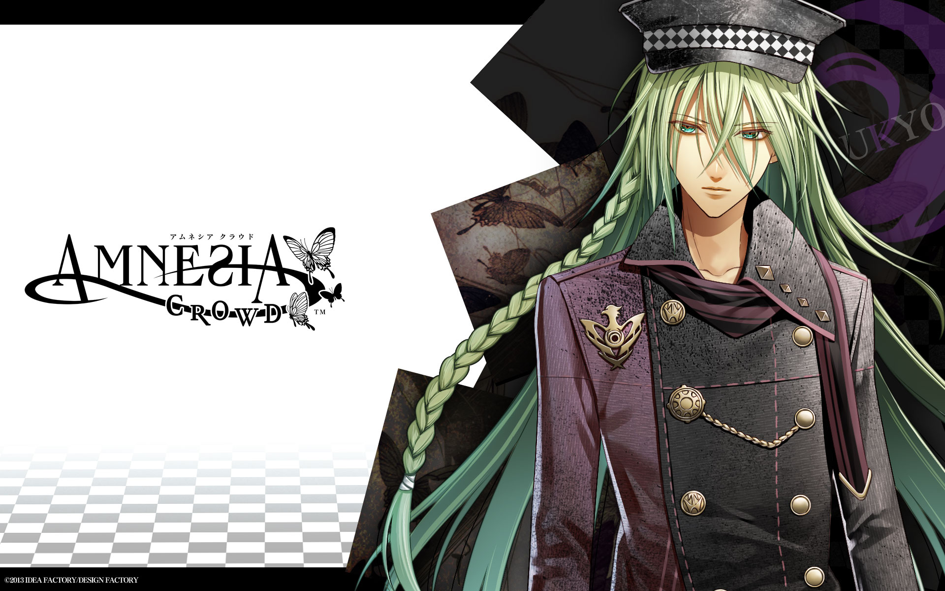 Amnesiaanime Images Ukyo HD Wallpaper And Background Photos