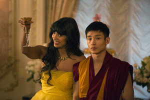 1x01 - Everything Is Fine - Tahani and Jianyu