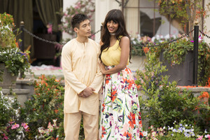 1x02 - Flying - Jianyu and Tahani