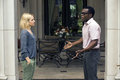 1x07 - The Eternal Shriek - Eleanor and Chidi