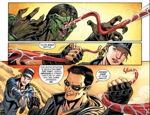 2015 Comic MKX 6