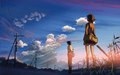 5 centimetres per Second - anime wallpaper