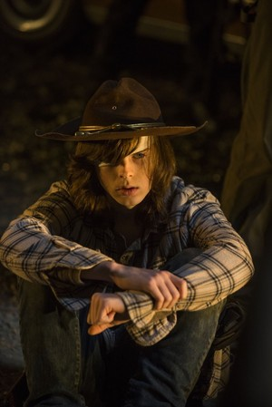 7x01 ~ The siku Will Come When wewe Won't Be ~ Carl