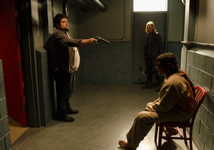 7x03 ~ The Cell ~ Daryl, Dwight and Joey