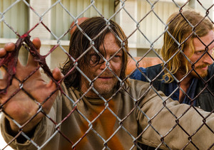 7x03 ~ The Cell ~ Daryl and Dwight