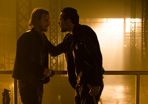 7x03 ~ The Cell ~ Dwight and Negan