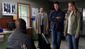 8 Supernatural Season Twelve Episode One S12E1 Keep Calm and Carry On Castiel Dean Mary Winchester M - supernatural photo