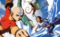 ATLA - Katara and Aang - avatar-the-last-airbender wallpaper