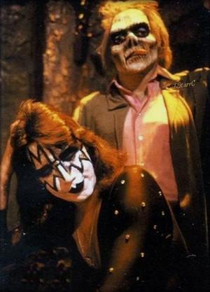Ace ~Valencia, California…May 11-15, 1978 (KISS Meets the Phantom of the Park)