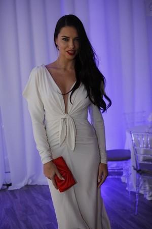 Adriana Lima - Brazilian Foundation Gala
