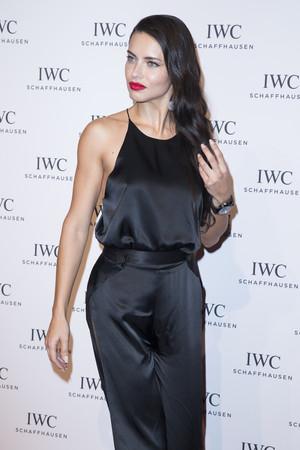 Adriana Lima - IWC gala