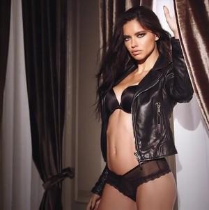 Adriana Lima for Victoria's Secret
