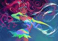 Aisha: Enchantix - the-winx-club fan art