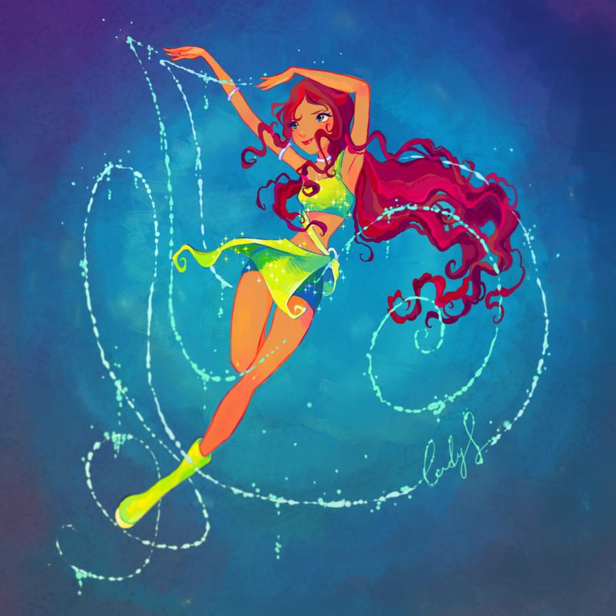 Aisha: Magic Winx