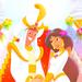 Aladdin and Jasmine - disney-princess icon