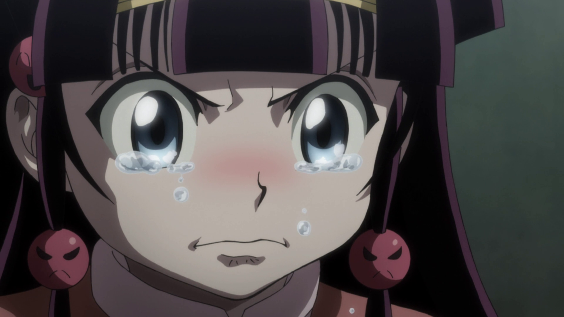 Hd wallpaper killua - Alluka Zoldyck Images Alluka Cry Hd Wallpaper And Background Photos