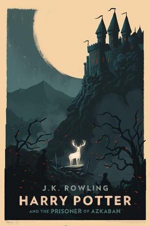 Amazing Hogwarts Print, HP 3