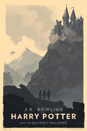 Amazing Hogwarts Print, HP 7