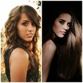 Angie/Zealyn -Then And Now