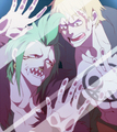 Anime Lock Screen Bartolomeo and Bellamy One Piece - one-piece photo