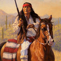 Apache pride by Robert Copple