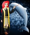 Ariel in Hogwarts