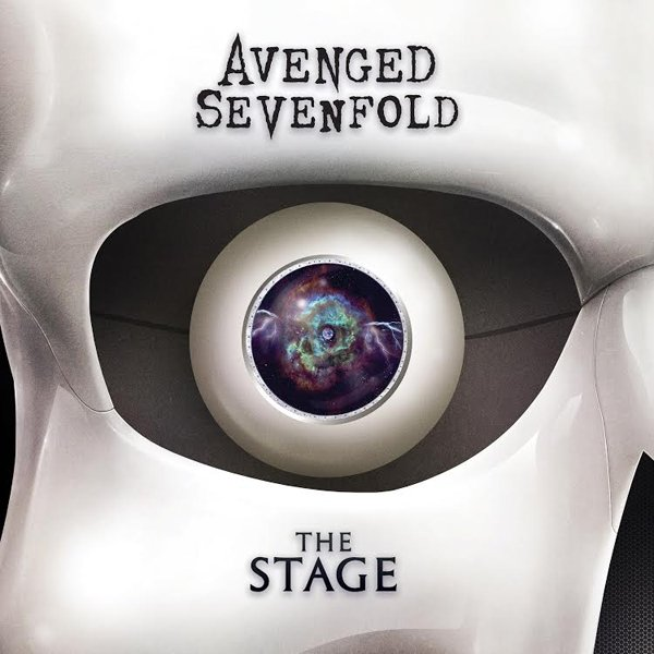 "Avenged Sevenfold ""The Stage"" 2016 Single Artwork"