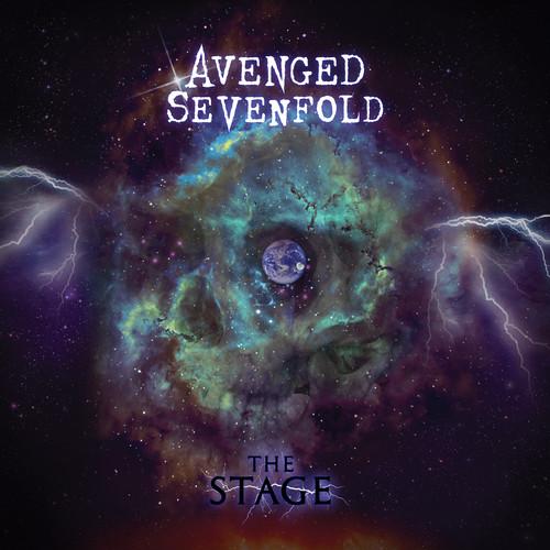 """Avenged Sevenfold wallpaper titled Avenged Sevenfold """"The Stage"""" Album Artwork"""