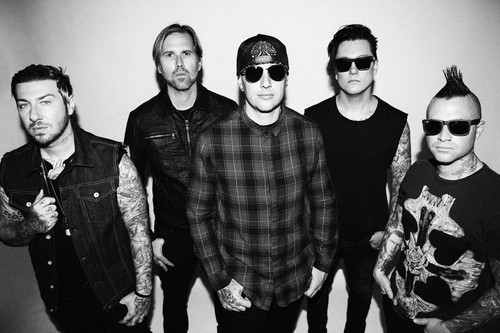 Avenged Sevenfold wallpaper with sunglasses called Avenged Sevenfold