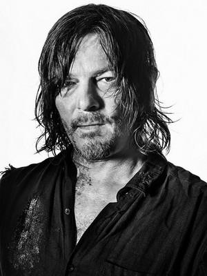 Character Portrait #2 ~ Daryl Dixon