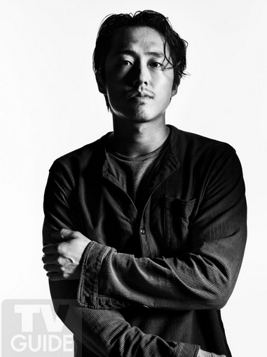 Character Portrait #2 ~ Glenn Rhee