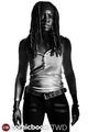 Character Portrait #2 ~ Michonne