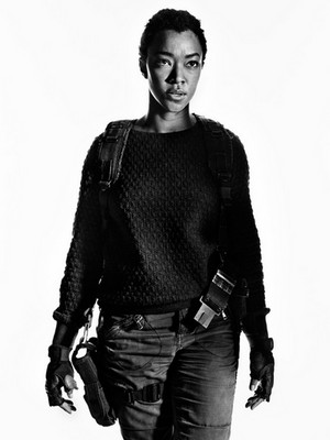 Character Portrait #2 ~ Sasha Williams