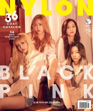 BLACKPINK for 'Nylon's November issue