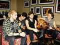 Backstage at Madison Square Garden  - 5-seconds-of-summer photo
