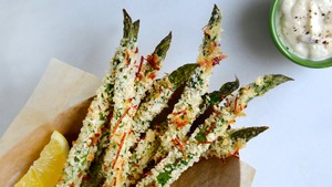 Baked Vegetable Fries