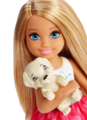 barbie Dreamtopia Chelsea and Honey doll