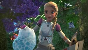 Barbie Starlight Adventure Screenshot